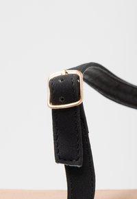 Rubi Shoes by Cotton On - EVERYDAY BELLA WRAP  - Sandaalit nilkkaremmillä - black - 2