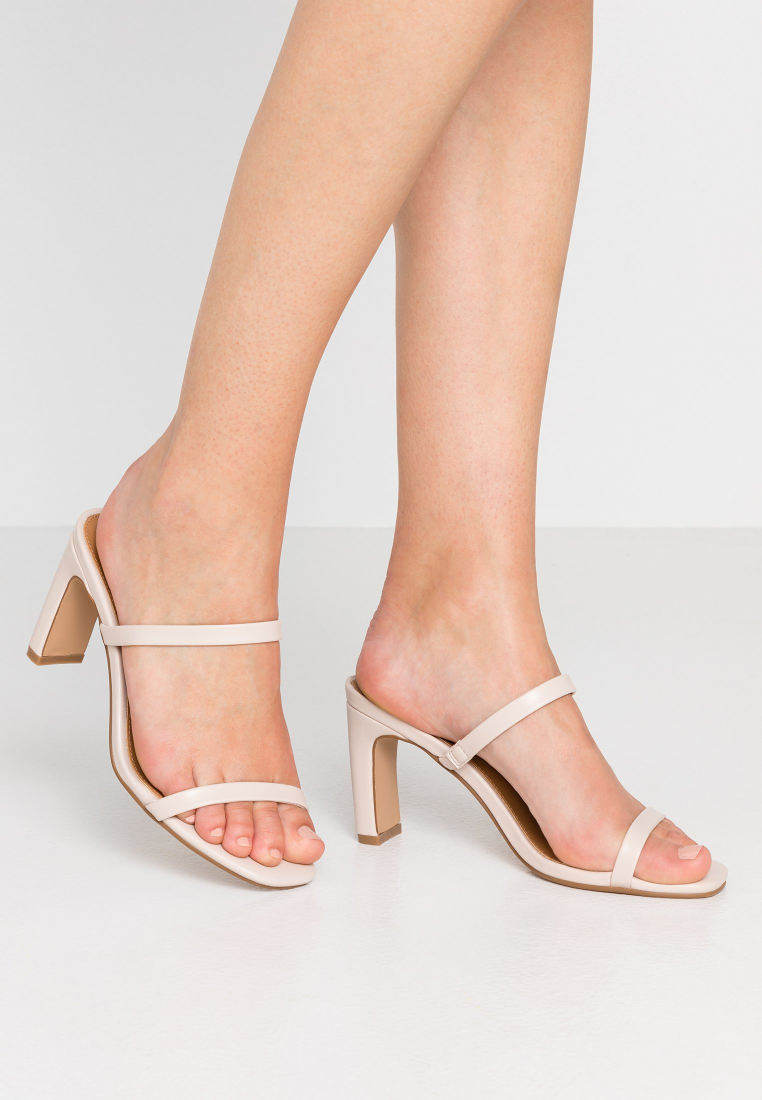 Nude Rubi Cotton On MuleCiabattine Lennox By Shoes W2EYIDH9