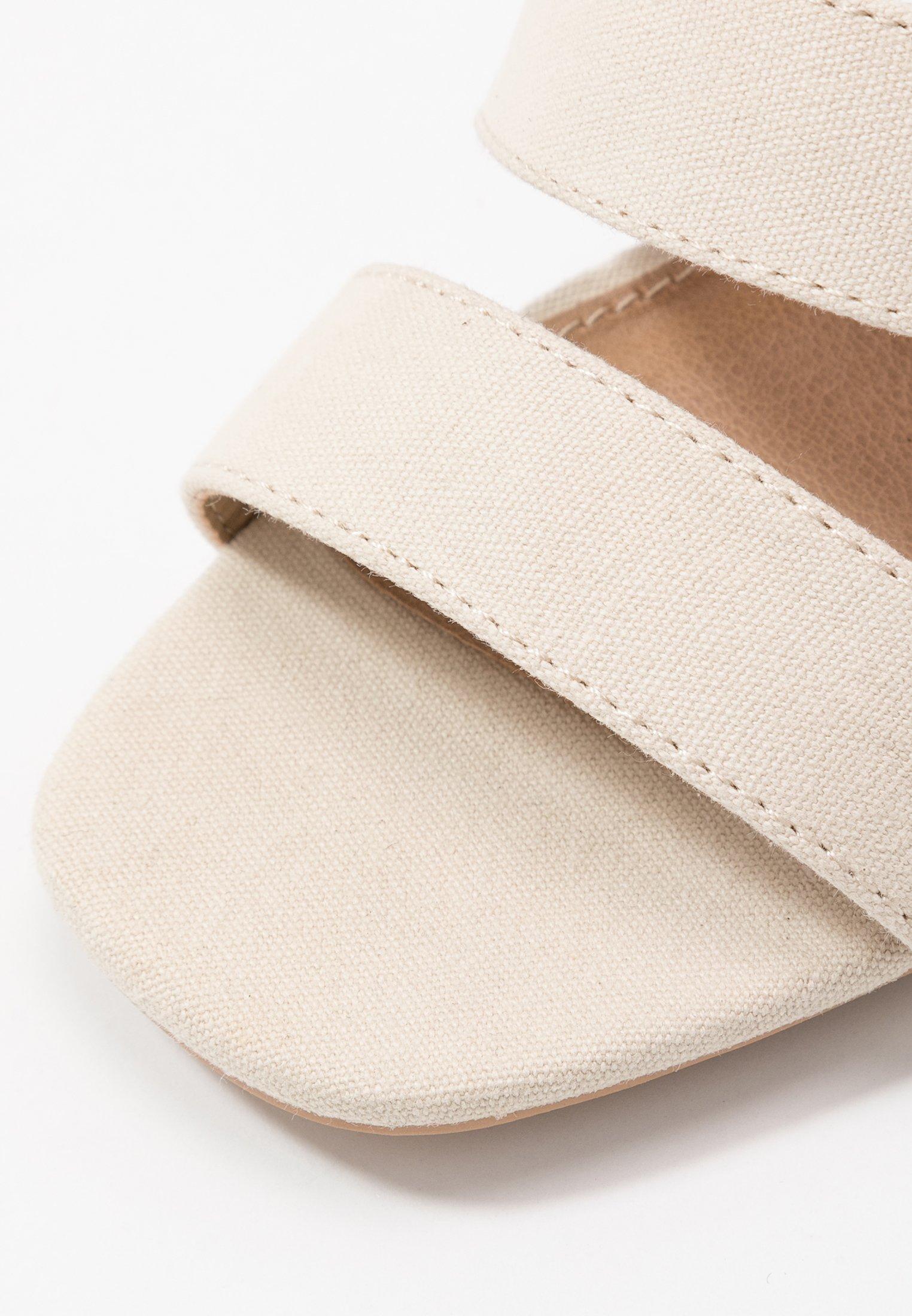 On À Santal Talons StrappySandales Cotton By Shoes Hauts Rubi Oat VMpzGSqU