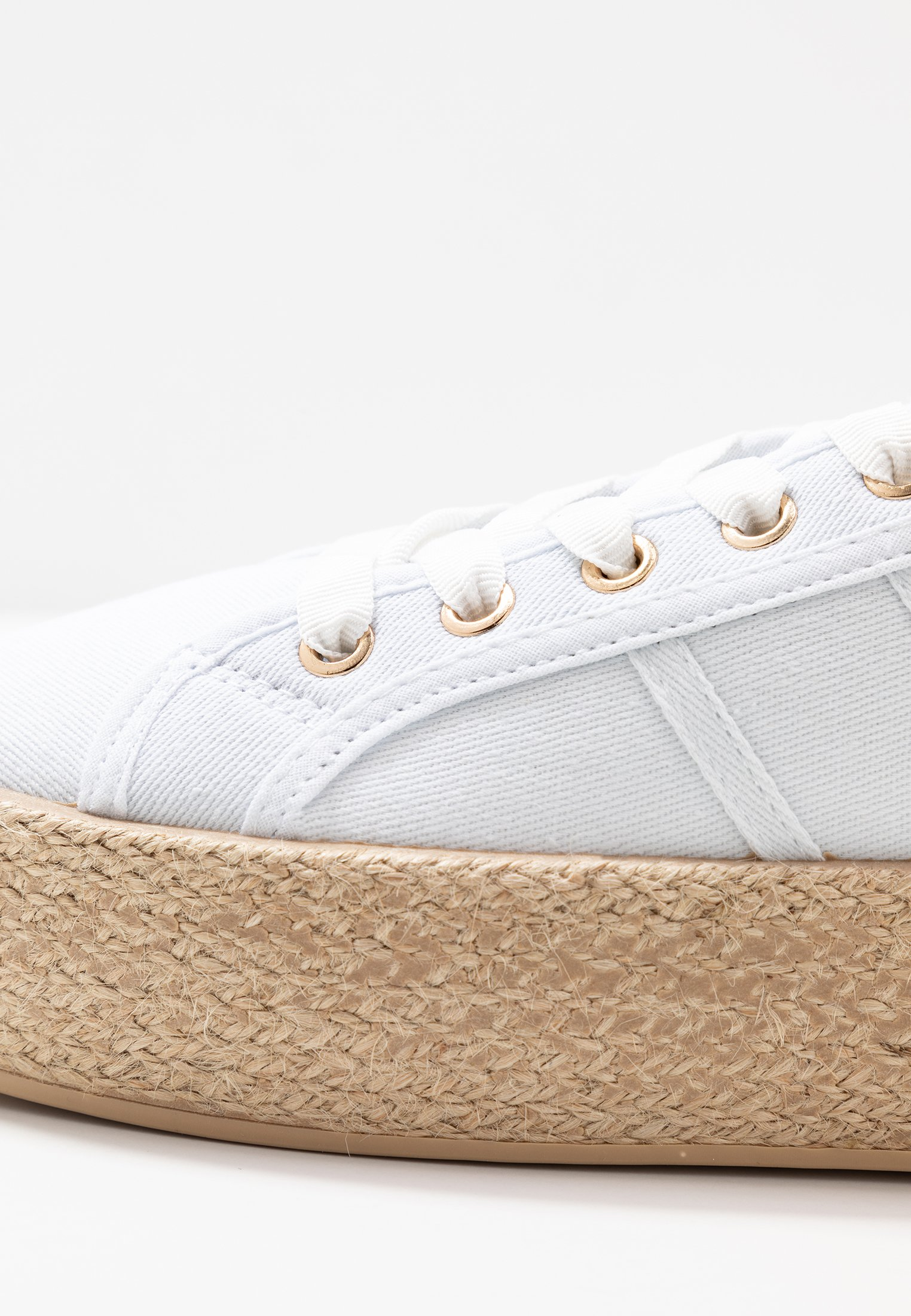 Rubi Shoes by Cotton On WILLOW PLATFORM - Espadrilles bright white