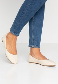 Rubi Shoes by Cotton On - BRITT BALLET - Ballerina - oat - 0