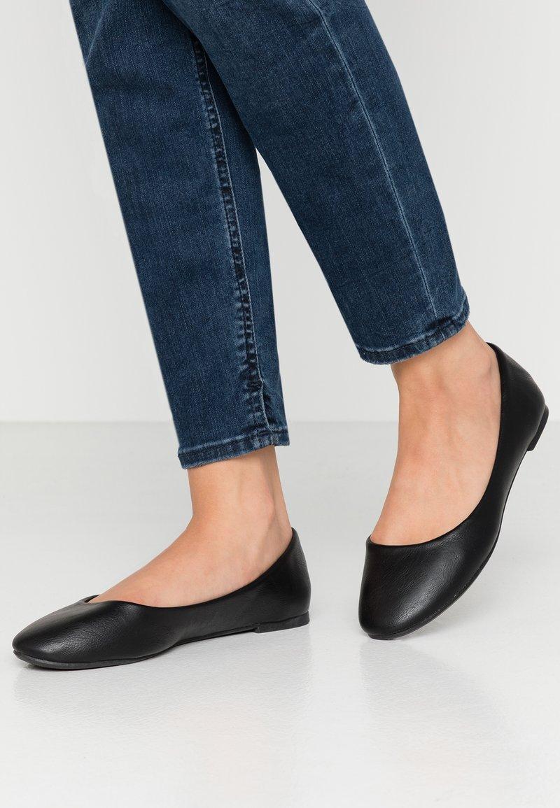 Rubi Shoes by Cotton On - BRITT BALLET - Ballet pumps - black