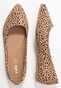 Rubi Shoes by Cotton On - PRIMO POINT - Baleriny - brown - 3