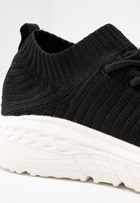 Rubi Shoes by Cotton On - FREYA SOCK TRAINER - Tenisky - black - 2