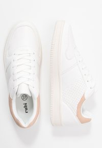 Rubi Shoes by Cotton On - ALBA RETRO RISE - Sneakers - white/canyon rose - 3