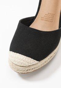 Rubi Shoes by Cotton On - JARDAN TIE UP  - Sandály na vysokém podpatku - black - 2