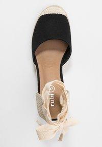Rubi Shoes by Cotton On - JARDAN TIE UP  - Sandály na vysokém podpatku - black - 3