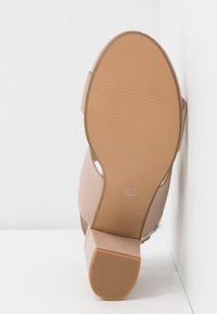 Rubi Shoes by Cotton On - SELENE  - High heeled sandals - pale taupe - 6