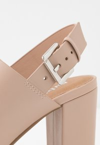 Rubi Shoes by Cotton On - SELENE  - High heeled sandals - pale taupe - 2