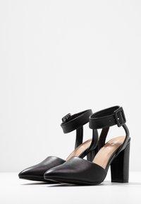 Rubi Shoes by Cotton On - BAKER BUCKLE - Hoge hakken - black - 4