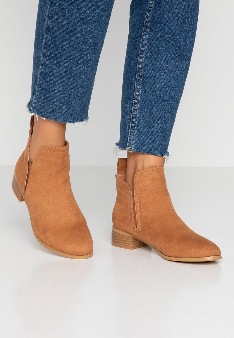 Rubi Shoes by Cotton On - YASMINE - Ankle Boot - tan