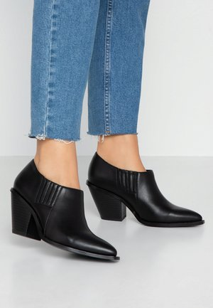 PIPPA BOOTIE - Ankle boot - black