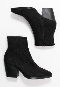 Rubi Shoes by Cotton On - AUSTIN BOOT - Cowboystøvletter - black - 3