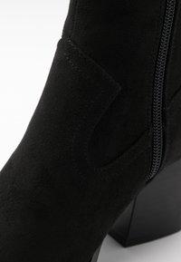 Rubi Shoes by Cotton On - AUSTIN BOOT - Botki kowbojki i motocyklowe - black - 2