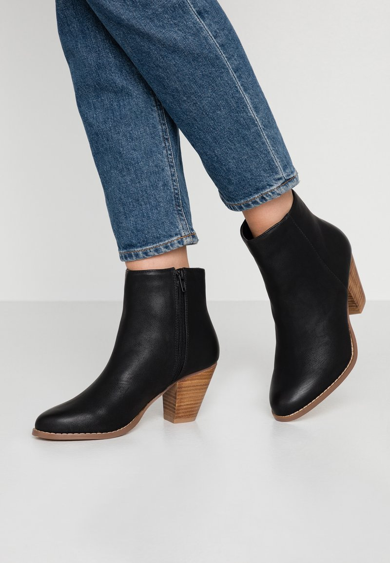 Rubi Shoes by Cotton On - ISABELLE HEELED - Tronchetti - black