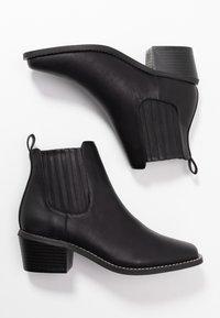 Rubi Shoes by Cotton On - ATWOOD - Kotníková obuv - black smooth - 3