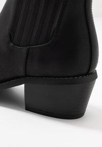 Rubi Shoes by Cotton On - ATWOOD - Kotníková obuv - black smooth - 2