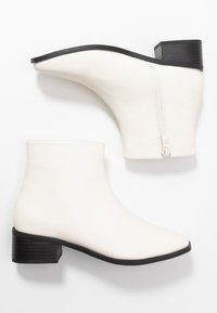 Rubi Shoes by Cotton On - DOWNTOWN - Botines - white - 3
