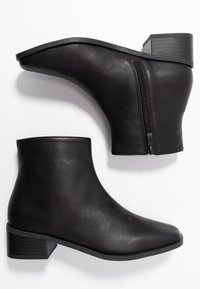 Rubi Shoes by Cotton On - DOWNTOWN - Botines - black smooth - 3