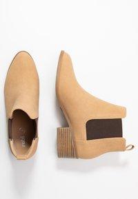 Rubi Shoes by Cotton On - BRIXTON GUSSET - Ankelstøvler - cinnamon - 3