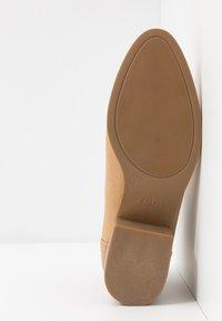Rubi Shoes by Cotton On - BRIXTON GUSSET - Ankelstøvler - cinnamon - 6