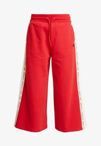 Russell Athletic Eagle R - MICHELLE CULOTTES - Teplákové kalhoty - red - 3
