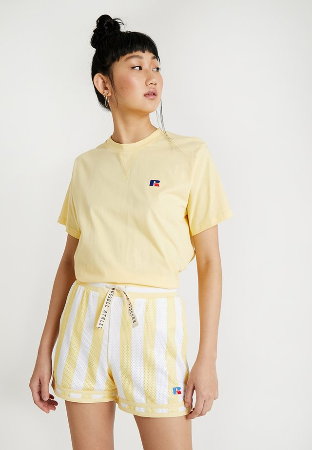 RICHELLE - T-Shirt basic - yellow