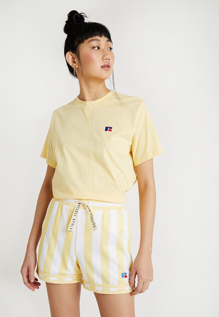 Russell Athletic Eagle R - RICHELLE - Camiseta básica - yellow