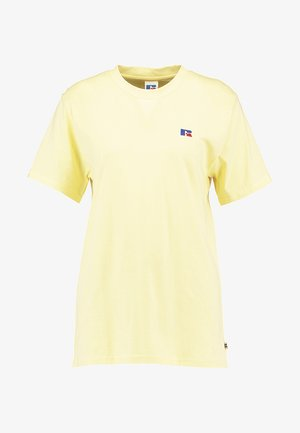 RICHELLE - T-shirt basic - yellow