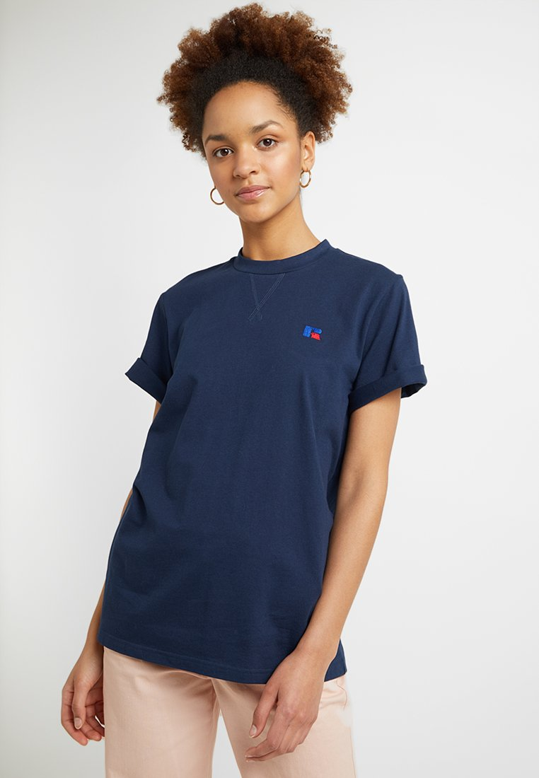 Russell Athletic Eagle R - RICHELLE - T-shirt basique - dark blue