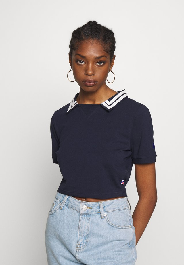 STATE - Polo shirt - navy