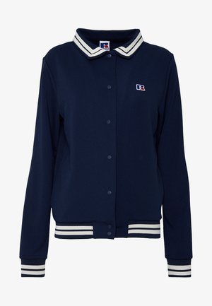 WEST - Bomber bunda - navy