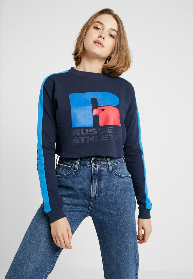 MARY - Sweatshirt - dark blue