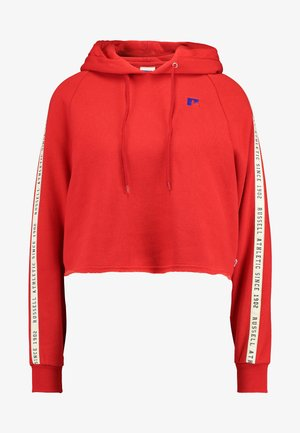 CLAIRE ROP HOODY - Sweat à capuche - red