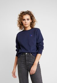 Russell Athletic Eagle R - CREW NECK - Bluza - navy - 0