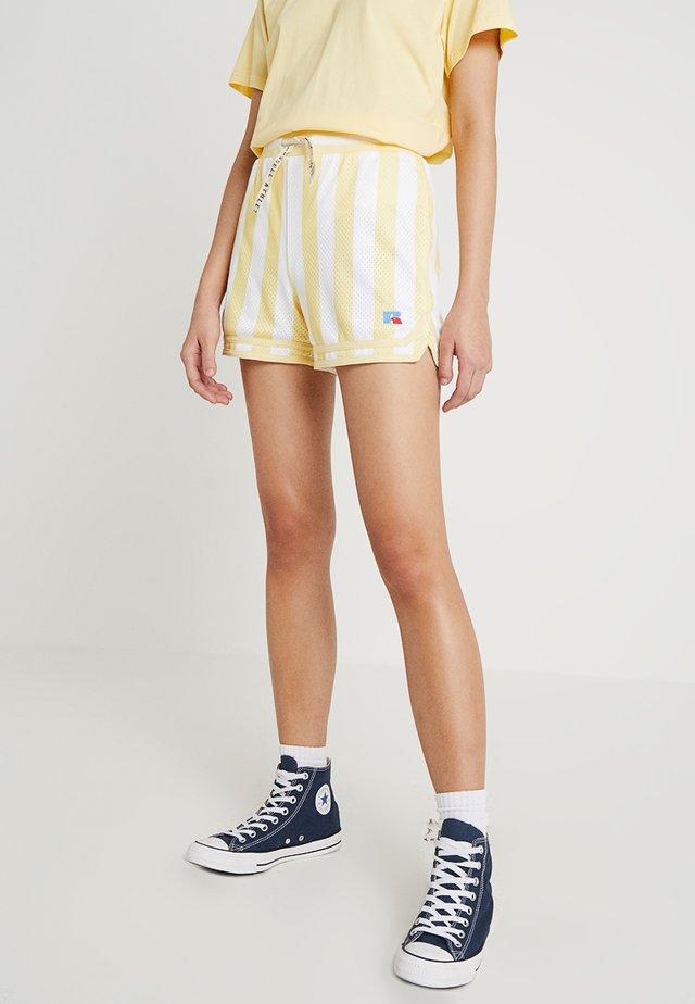 JILLION - Shorts - yellow