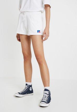 TERRY - Shorts - white