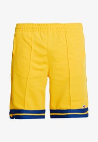 Russell Athletic Eagle R - SALOME POP AWAY STRIPED - Shorts - yellow - 4