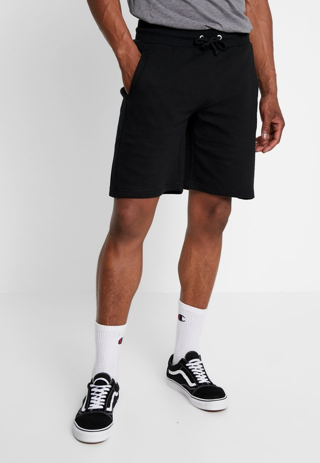 FORESTER SEAM - Shorts - black
