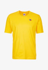 Russell Athletic Eagle R - BASELINERS TEE  - T-Shirt basic - yellow - 3
