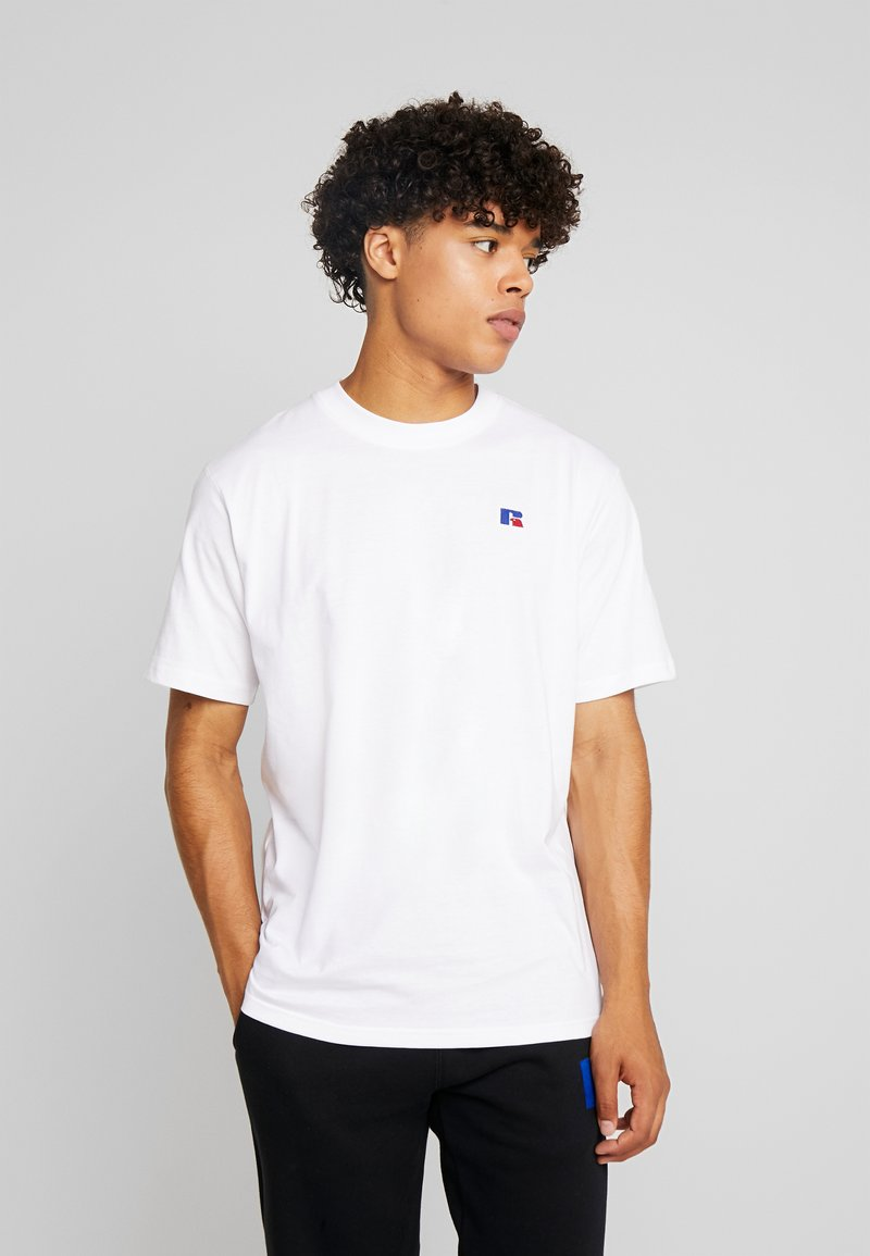 Russell Athletic Eagle R - BASELINERS - T-Shirt basic - white