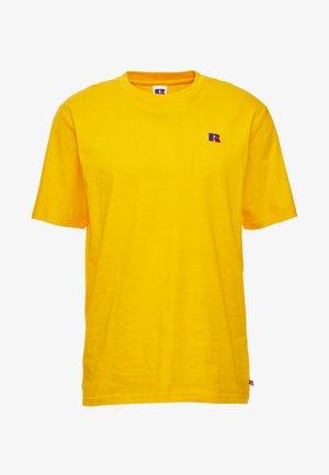 BASELINERS - Jednoduché triko - yellow