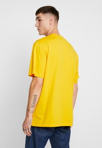 Russell Athletic Eagle R - JERRY - T-shirt med print - yellow - 2