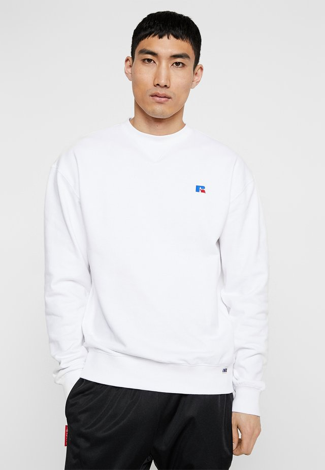 FRANK - Sweatshirt - white