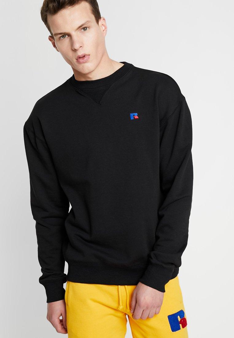 Russell Athletic Eagle R - FRANK - Sweatshirt - black