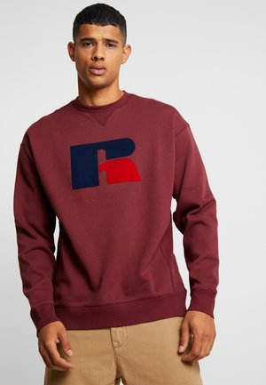 BENJAMIN - Sweater - dark red