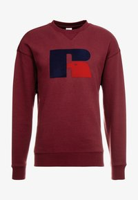 Russell Athletic Eagle R - BENJAMIN - Sweatshirt - dark red - 3