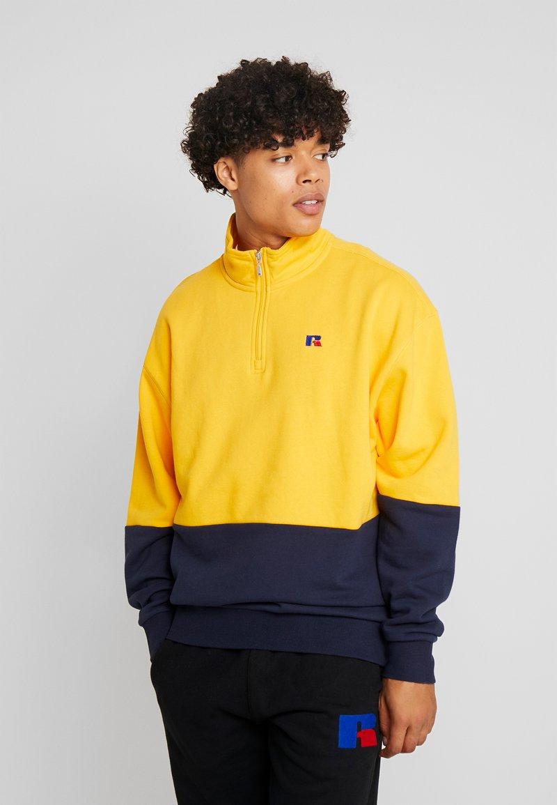 Russell Athletic Eagle R - WALTER - Sweatshirt - yellow