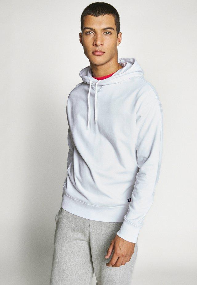 MASON3 - Jersey con capucha - white