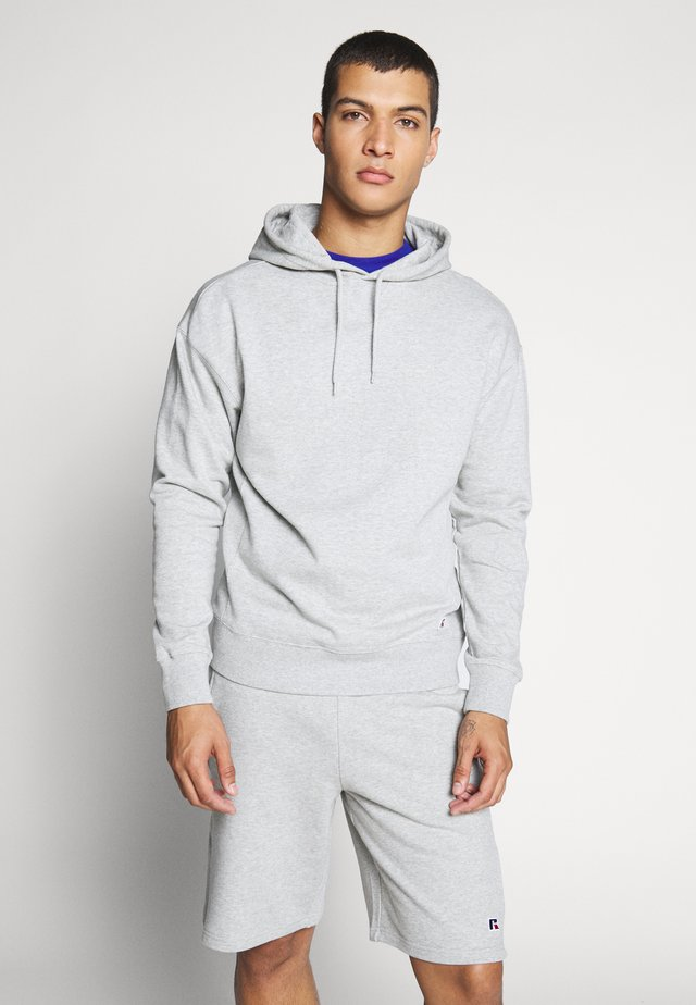 MASON3 - Luvtröja - new grey marl